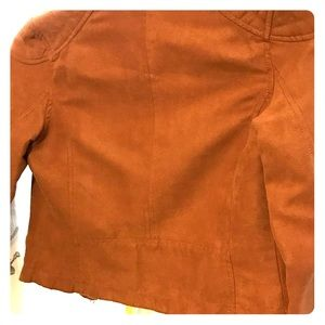 Divided by H&M tan jack size small